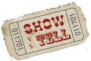 show-versus-tell